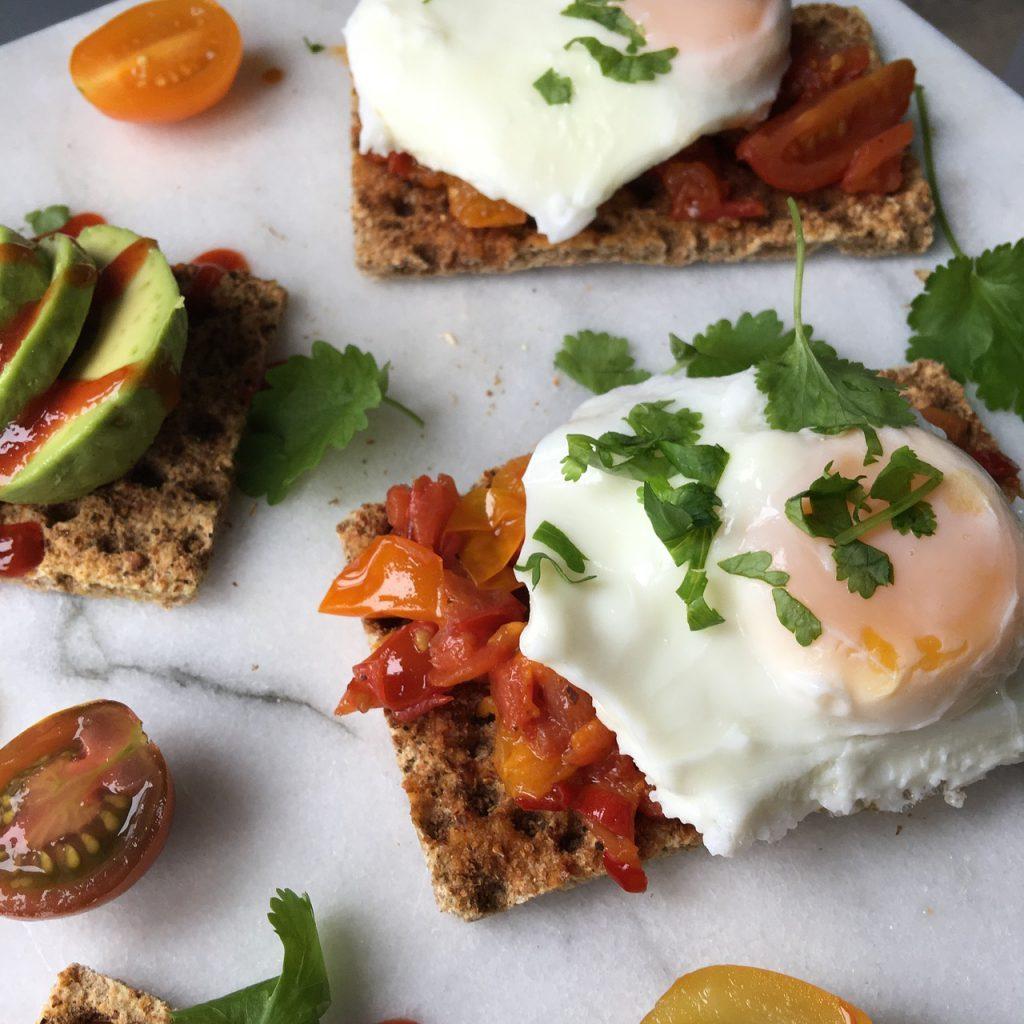 как сделать яйцо пашот дома