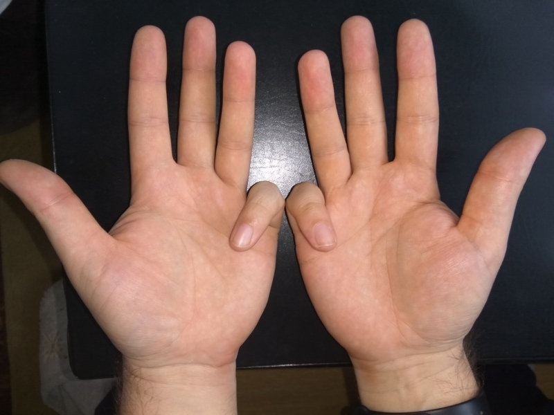 Как умножать на пальцах 6 на 6
