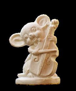 Мышь в гипсе