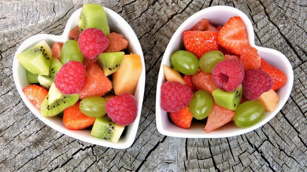 фрукты для перекуса