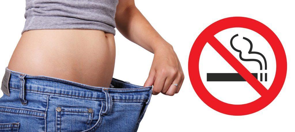 Как не набрать вес при отказе от курения