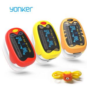 пульсоксиметр Yonker