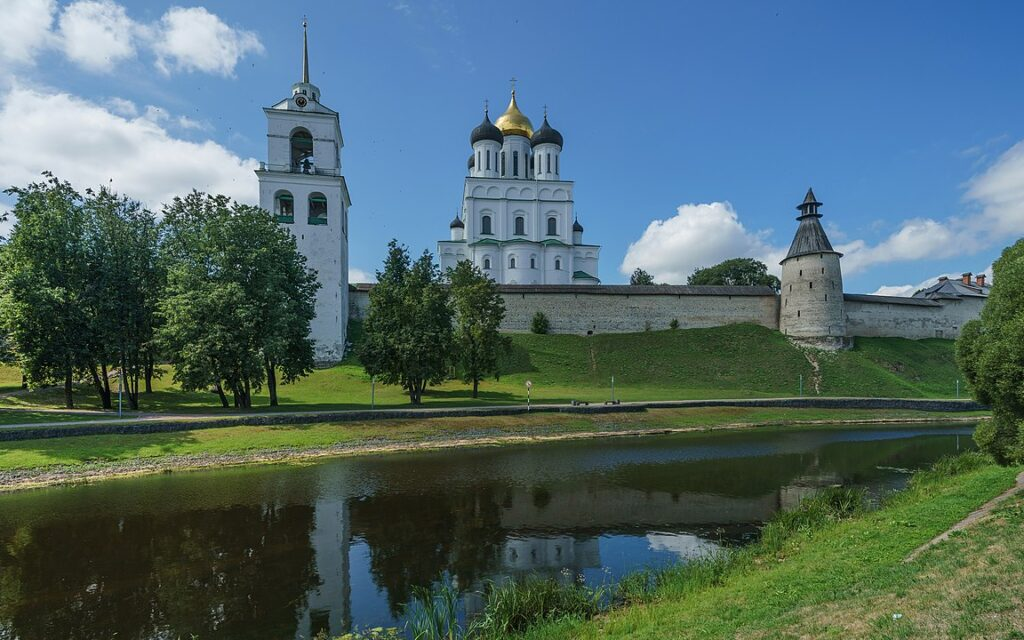 Троицкий Собор Псков